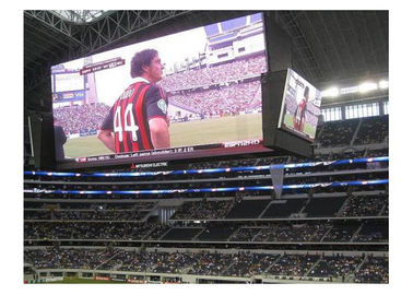 Large Stadium Cabinet Screen Rgb Led Display Board P8 Full Colour Football Scoreboard